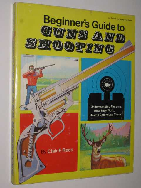 Image for Beginner's Guide to Guns and Shooting