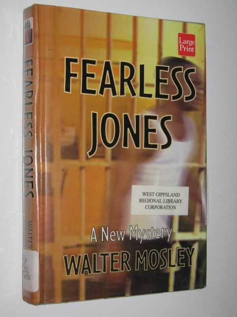 Image for Fearless Jones