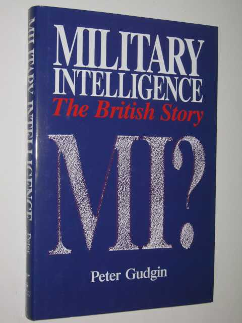 Image for Military Intelligence : The British Story