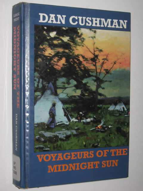 Image for Voyageurs Of The Midnight Sun