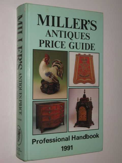 Image for Miller's Antiques Price Guide 1991 Volume 12