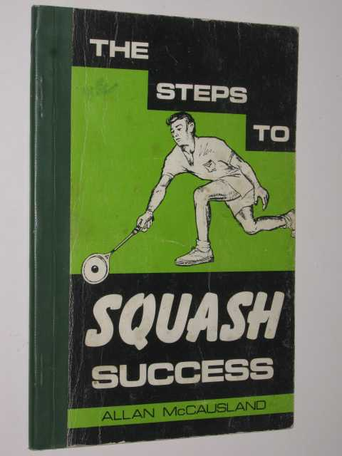 Image for The Steps to Squash