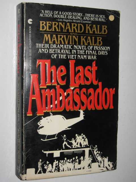 Image for The Last Ambassador