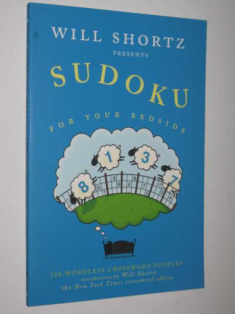 Image for Sudoku for Your Bedside : 100 Wordless Crossword Puzzles