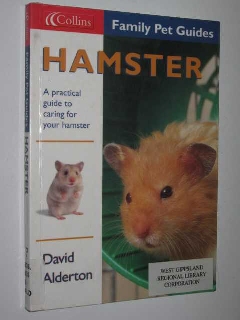 Image for Hamster: Practical Guide To Caring For Your Hamster