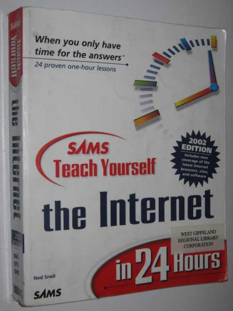 Image for Teach yourself The Internet In 24 Hours