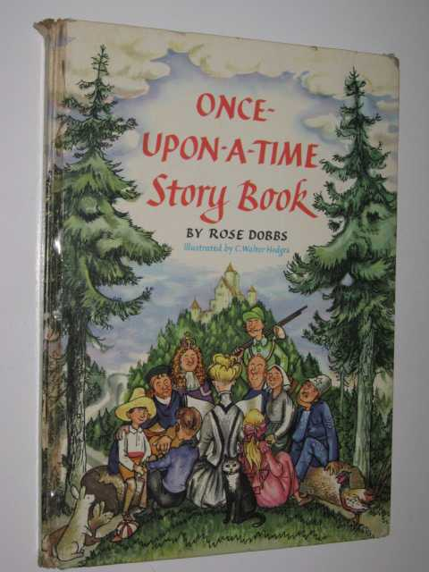 Image for Once-Upon-A-Time Story Book