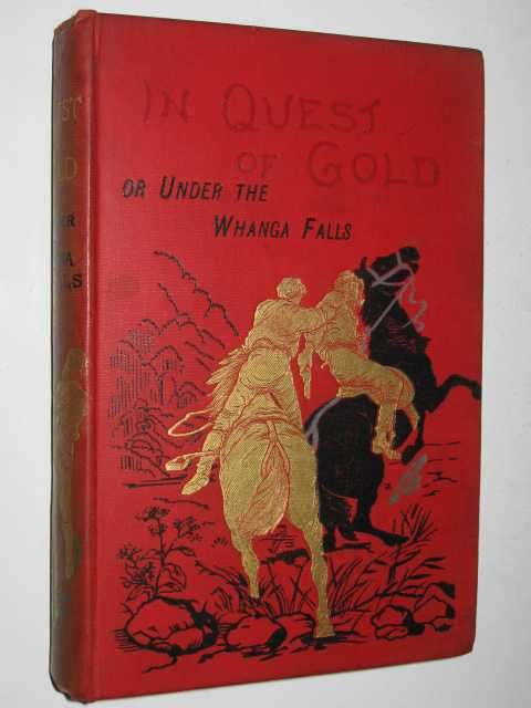 Image for In Quest of Gold : or, Under the Whanga Falls