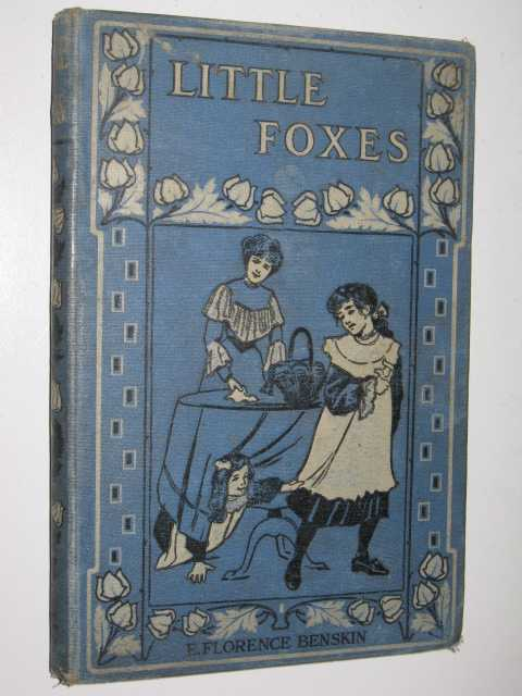 Image for Little Foxes and How They Were Caught, and Peggy's Inn