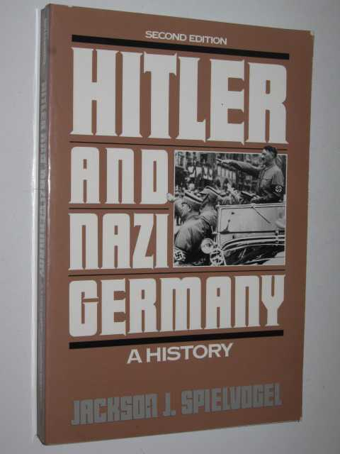Image for Hitler and Nazi Germany : A History