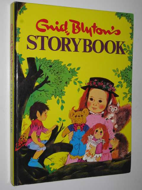 Image for Enid Blyton's Storybook