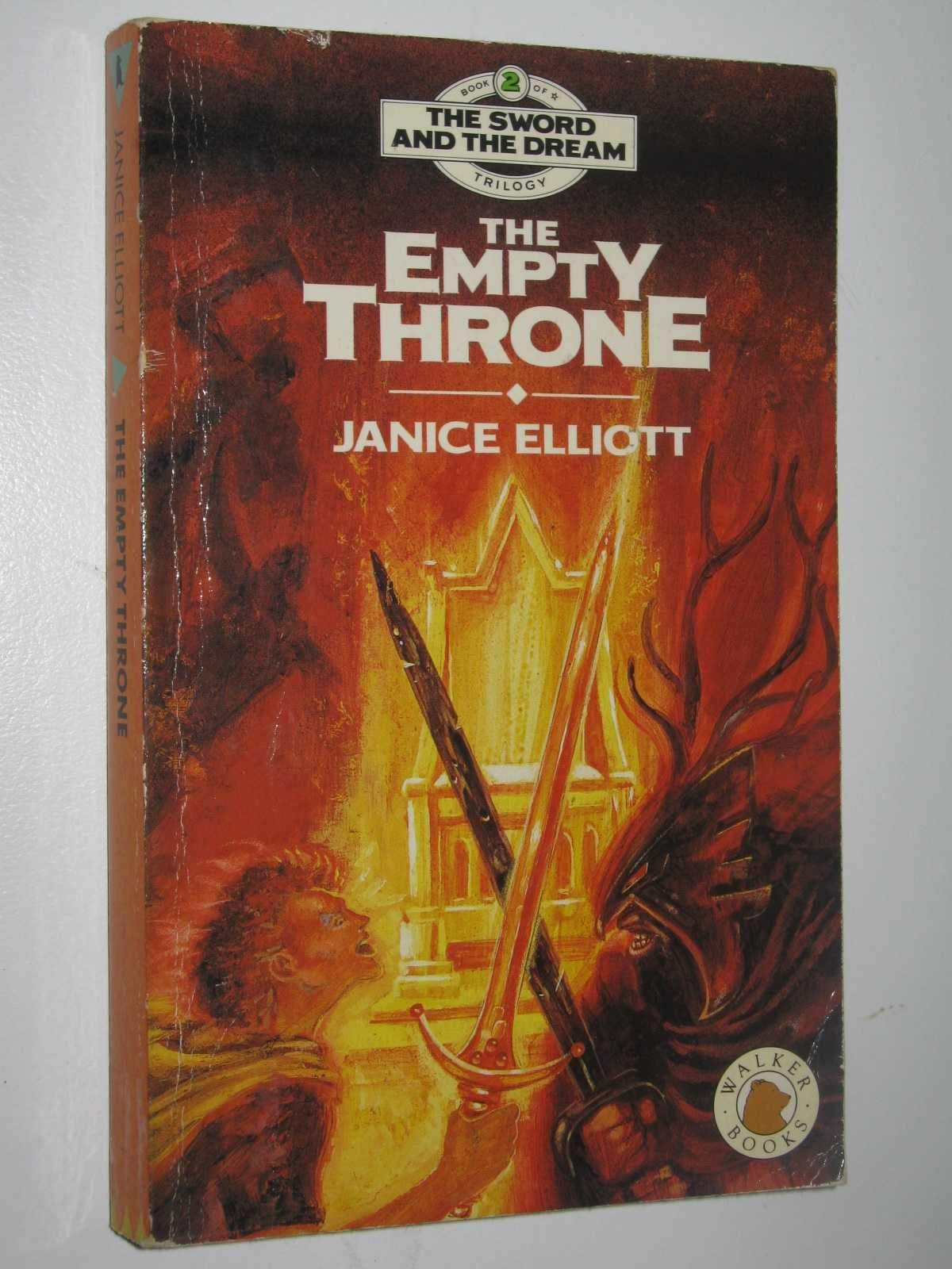 Image for The Empty Throne - Sword of the Dream Series #2