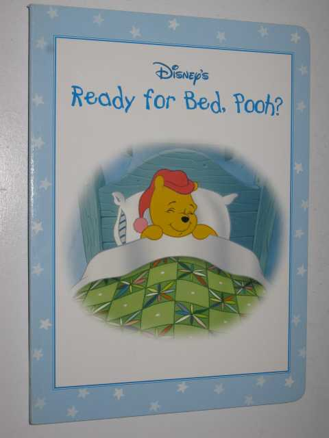 Image for Ready for Bed, Pooh?