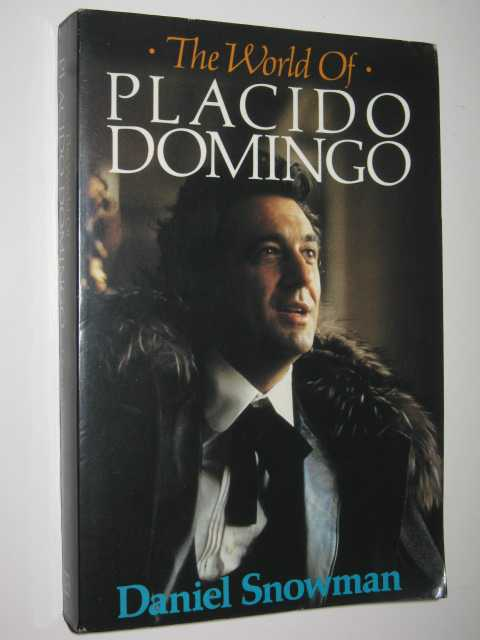 Image for The World of Placido Domingo