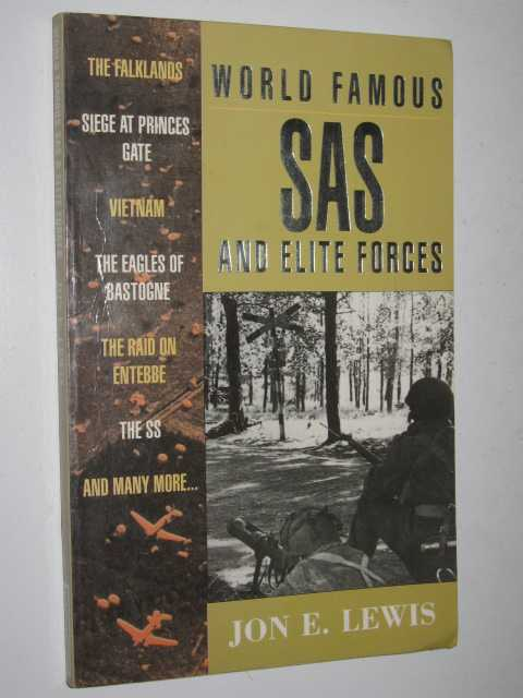 Image for World Famous SAS and Elite Forces