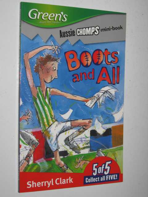 Image for Boots and All 5 of 5 - Aussie Chomps mini-book Series