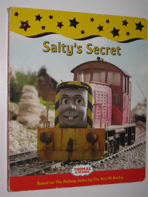 Image for Salty's Secret - Thomas & Friends Series