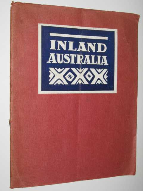 Image for Inland Australia : A Series of Photographs