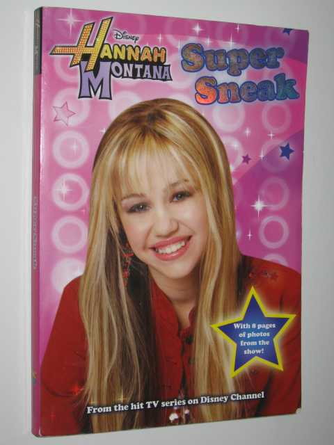 Image for Super Sneak - Hannah Montana Series
