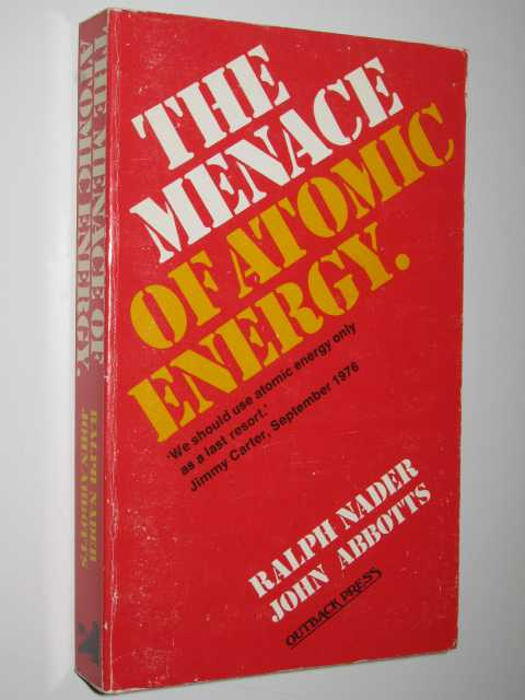 Image for The Menace of Atomic Energy