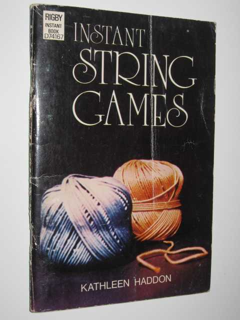 Image for Instant String Games