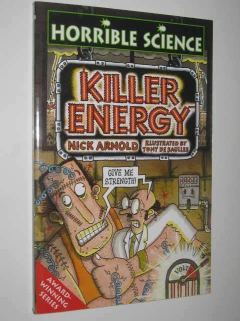 Image for Killer Energy - Horrible Science Series