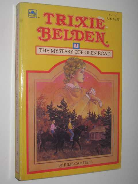 Image for The Mystery Off Glen Road - Trixie Belden Series #5