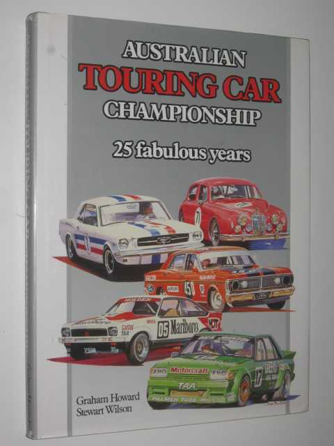 Image for Australian Touring Car Championship : 25 Fabulous Years