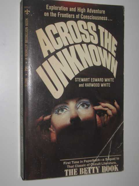 Image for Across the Unknown
