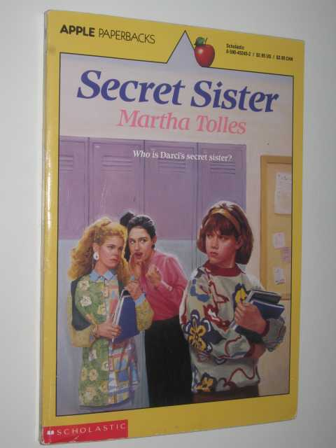Image for Secret Sister
