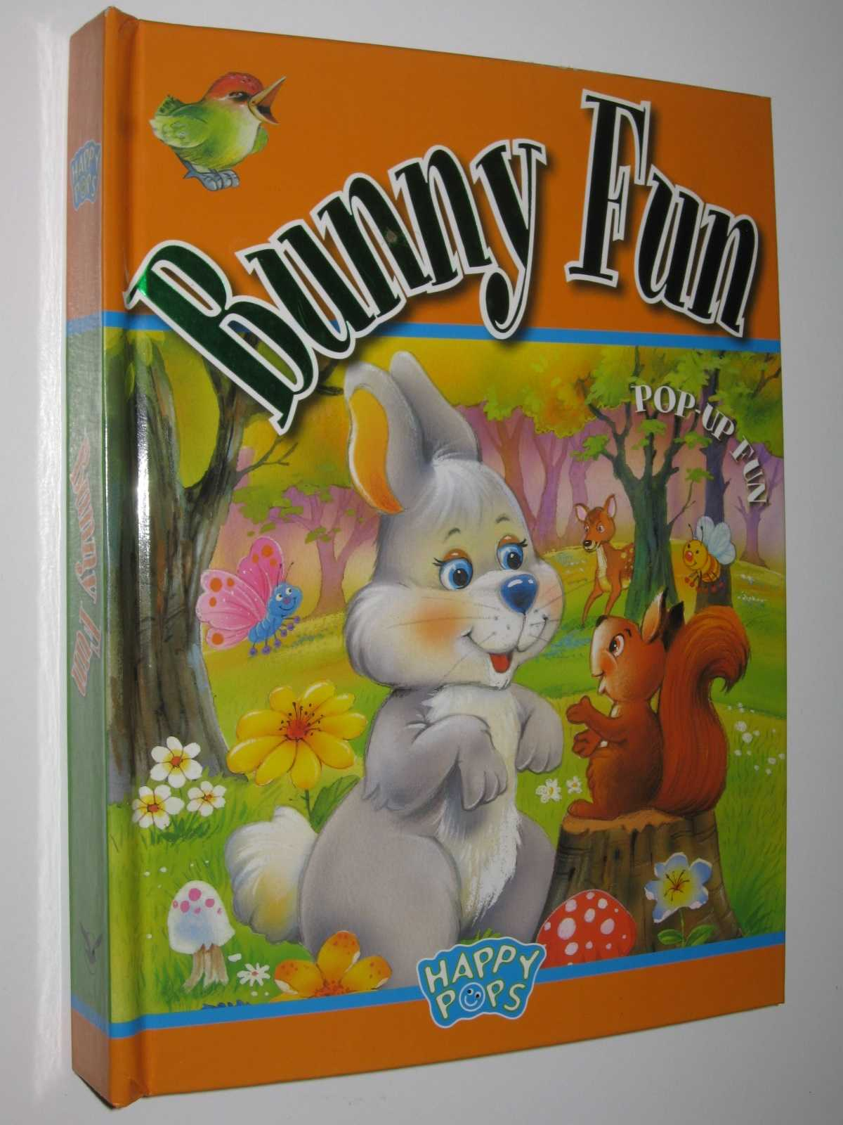 Image for Bunny Fun - Happy Pops Pop-up Book Series