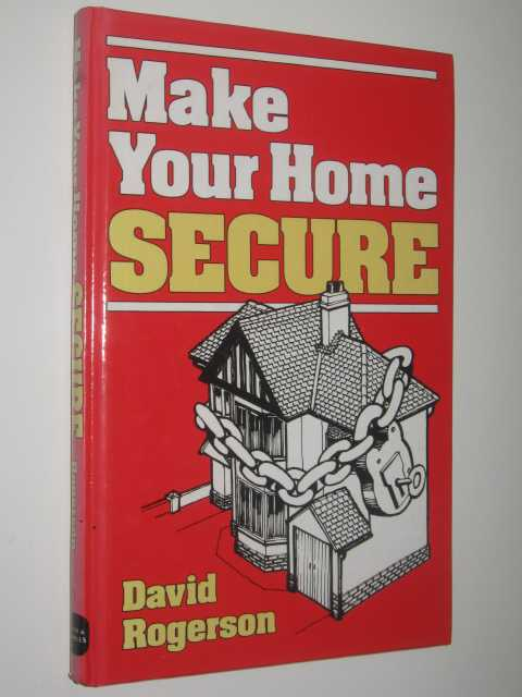 Image for Make Your Home Secure