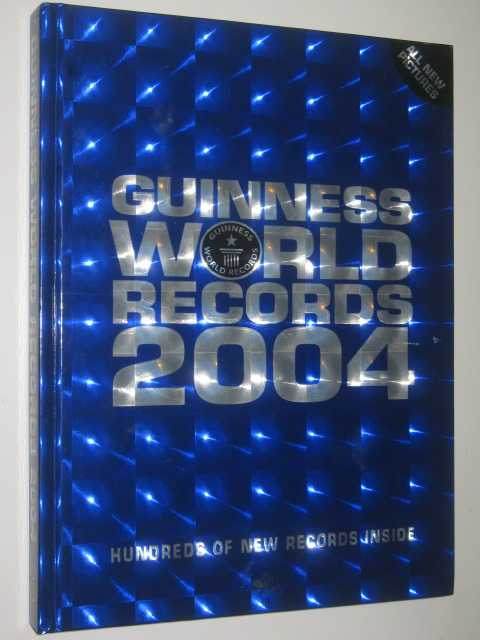 Image for Guinness World Records 2004