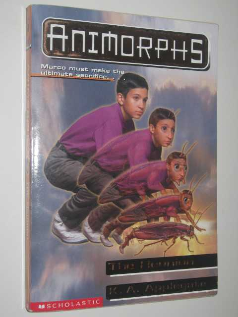 Image for The Reunion - Animorphs Series #30
