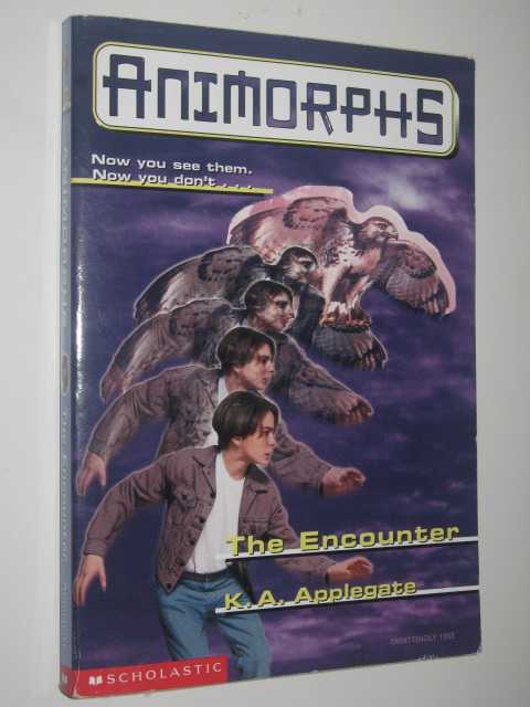 Image for The Encounter - Animorphs Series #3