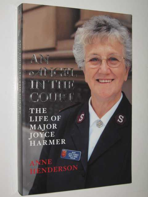 Image for An Angel in the Court : The Life of Major Joyce Harmer