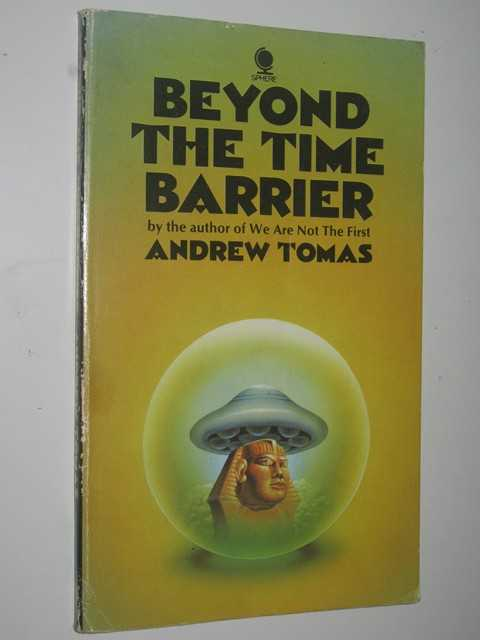Image for Beyond the Time Barrier
