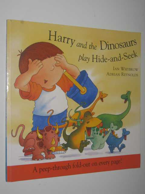 Image for Harry and the Dinosaurs Play Hide-and-Seek