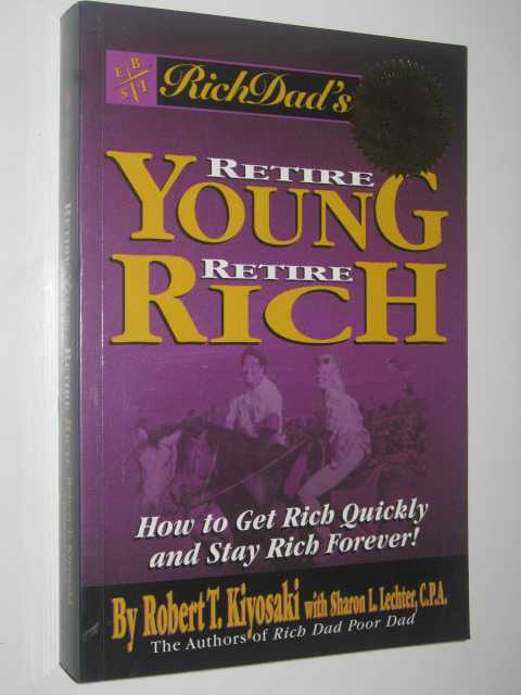 Image for Rich Dad's Retire Young, Retire Rich