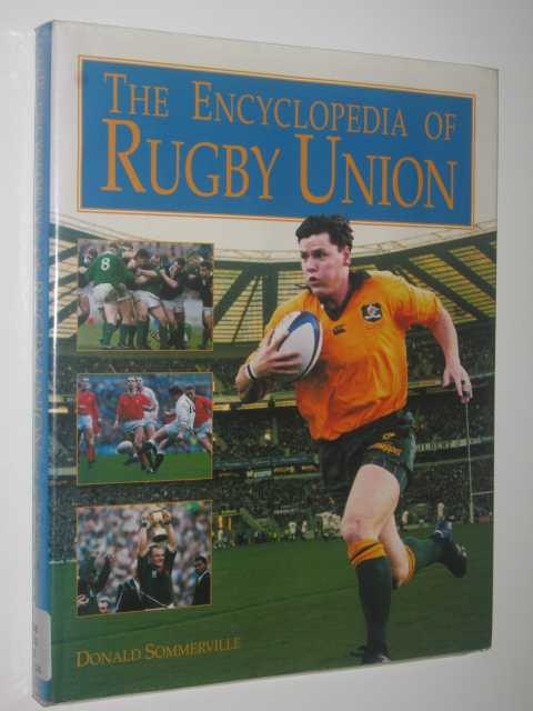 Image for The Encyclopedia of Rugby Union
