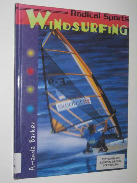 Image for Windsurfing - Radical Sports Series
