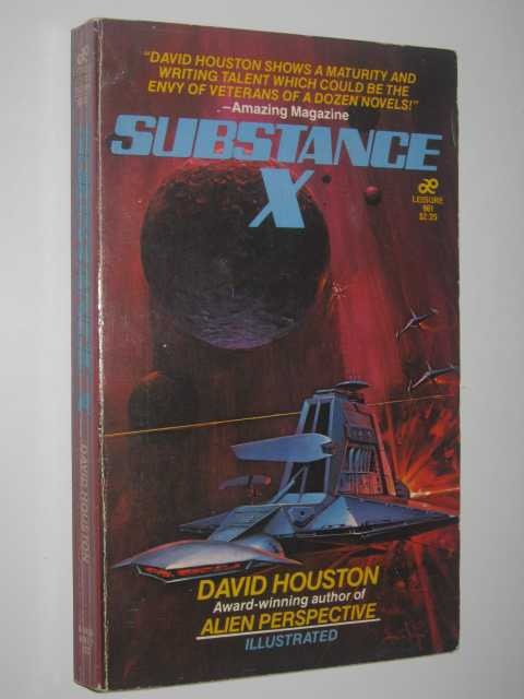 Image for Substance X - Tales of Tomorrow Series #2