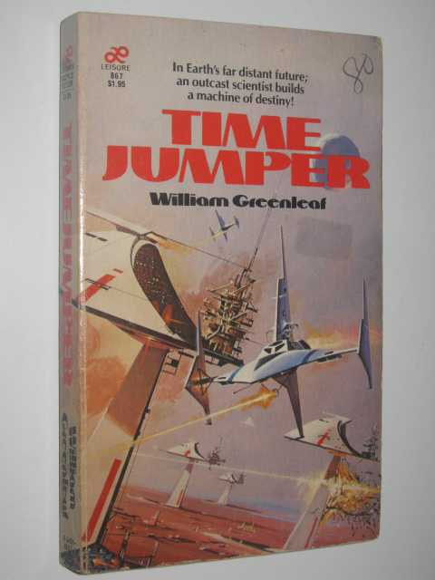 Image for Time Jumper