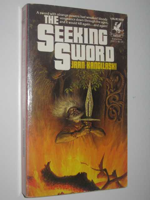 Image for The Seeking Sword