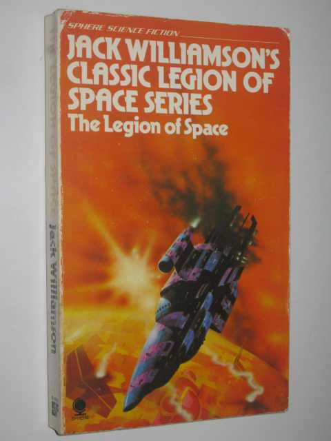 Image for The Legion of Space