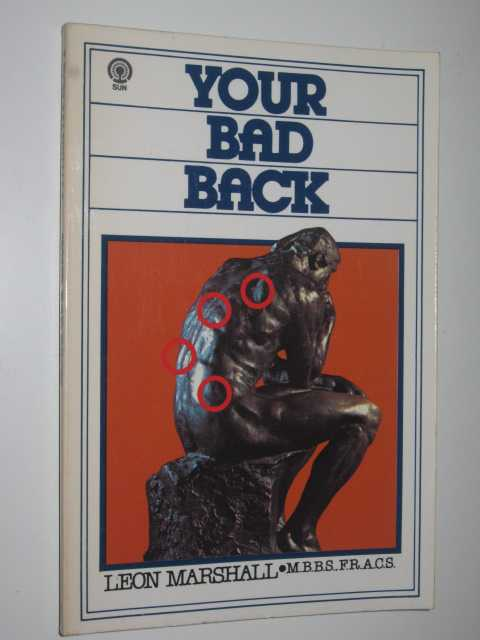 Image for Your Bad Back