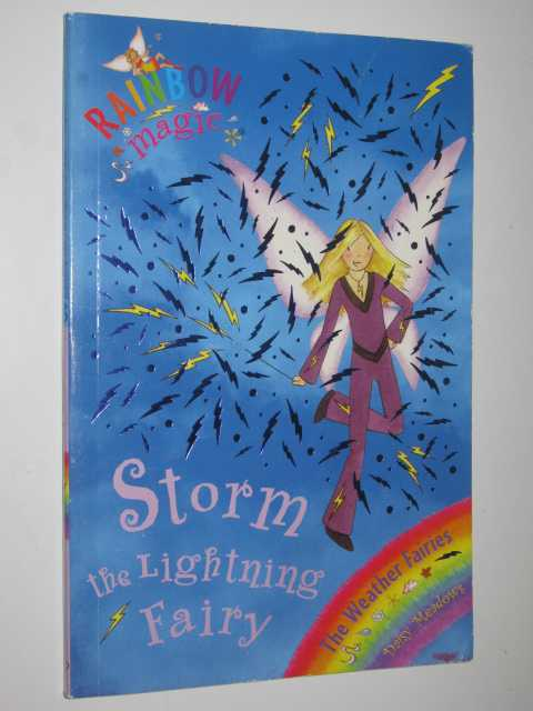 Image for Storm the Lightning Fairy - Rainbow Magic Series #13