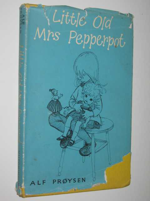 Image for Little Old Mrs Pepperpot