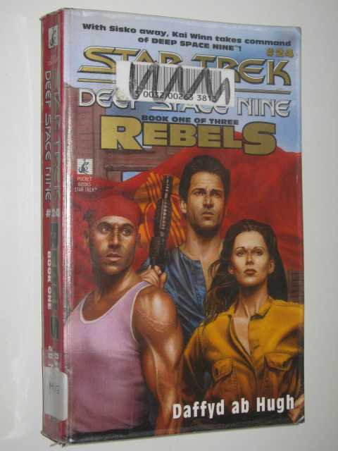 Image for Rebels: The Conquered - STAR TREK Deep Space Nine Series #24