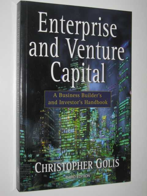 Image for Enterprise And Venture Capital : Business Builder's And Investor's Handbook